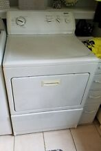 27 Inches Kenmore Elite Electric Dryer  Good Condition
