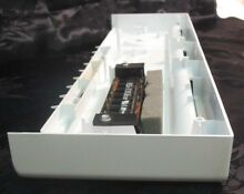 Maytag   Jenn Air Dishwasher Control Panel w 8 Button Switch Control   Tested  P