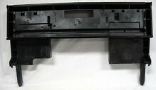Kenmore Gas Range Control Panel Support w End Caps PN 807996705  L20044