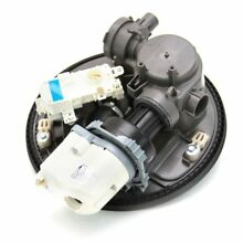 Kenmore  WPW10482502 Dishwasher Pump and Motor Assembly for KENMORE WHIRLPOOL