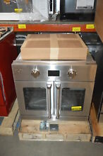 BlueStar BSEWO30ECSD 30  Stainless Single Electric Wall Oven NOB  24156