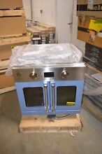 BlueStar BSEWO30ECSD 30  Light Blue Single Electric Wall Oven NOB  24150