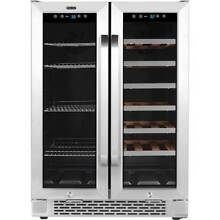 Whynter   20 Bottle Wine Refrigerator   Black