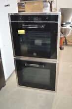 Bertazzoni FD30CONXT 30  Venetian Glass Double Electric Wall Oven NOB  24303