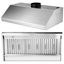 Thor Kitchen Pro 48  Under Cabinet Range Hood Stainless Steel Range Hood US