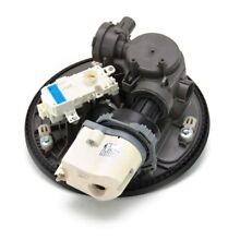 Whirlpool  W10482482 Dishwasher Pump and Motor Assembly for WHIRLPOOL KENMORE