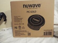 NuWave PIC Gold Precision Induction Cooktop  Counter top Burner  Model 30211