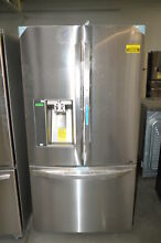 LG LFXS29766S 36  Stainless French Door Refrigerator NOB  24508 HL