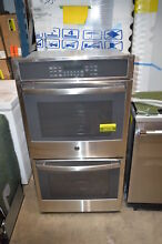 GE JK5500SFSS 27  Stainless Double Electric Wall Oven NOB  24770