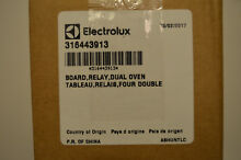 New Frigidaire Double Oven Relay Board 316443913