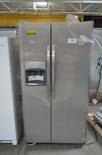 Frigidaire FFSS2615TS 36  Stainless Side by Side Refrigerator NOB  24632 HL