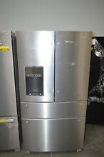 Whirlpool WRX986SIHZ 36  Stainless French 4 Door Refrigerator NOB  24800 HL