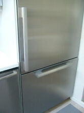 Miele Refrigerator KF 1901 SFStainless bottom Freezer  pre owned  Hi Tech Italia