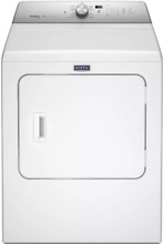 Maytag  MGDB755DW 29 Inch 7 0 cu  ft  Gas Dryer