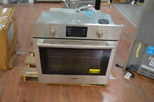 Bosch HBL5451UC 30  Stainless Single Electric Wall Oven NOB  24881 HL
