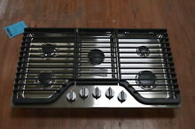Whirlpool WCG97US6DS 30  Stainless 5 Burner Gas Cooktop NOB  24892 HL