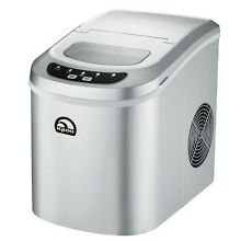 Portable Compact Ice Maker Machine Counter Top Sonic Cube Nugget Dispenser Ice