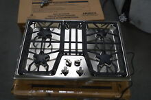 Thermador SGS304FS 30  Stainless 4 Star Burner Gas Cooktop   25073 HL