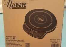 Nuwave Precision Induction Cooktop 1300 Watt Model 30101 New In Box