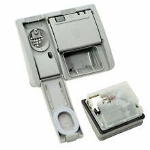 Bosch  00645208 Dishwasher Detergent Dispenser Assembly for BOSCH THERMADOR