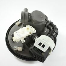 Whirlpool  WPW10195599 Dishwasher Pump and Motor Assembly for KENMORE ELITE