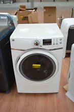 GE GFD45ESSKWW 27  White Front Load Electric Dryer NOB  25297 CLW
