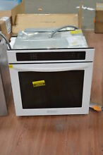 KitchenAid KEBS179BWH 27  White Single Electric Wall Oven NOB  25014 HL