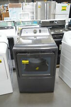 GE GTD75ECPLDG 27  Diamond Gray Front Load Electric Dryer NOB  25411 CLW