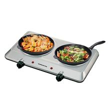 Electric Cooktop Set Small Ceramic Cooking Stove Countertop Portable Burner Best