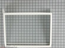 WHIRLPOOL REFRIGERATOR SHELF PART  67004527 COMES WITH GLASS