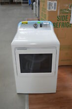 GE GTD65EBSJWS 27  White Front Load Electric Dryer NOB  25457 CLW