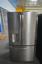 GE PFE28PSKSS 36  Stainless French Door Refrigerator NOB  25430 CLW