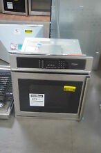 Frigidaire FGEW276SPF 27  Stainless Single Electric Wall Oven NOB  25593 HL