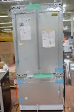 Thermador T36IT900NP 36  Custom Panel French Door Refrigerator NOB CD  25752 HL