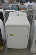 GE GTD33EASKWW 27  White Front Load Electric Dryer NOB  25562 CLW