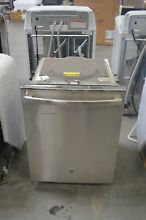 GE DDT595SSJSS 24  Stainless Fully Integrated Dishwasher NOB  25545 HL