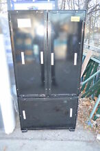 KitchenAid KRFC302EPA 36  Custom Panel French Door Refrigerator CD NOB 19980 WLK