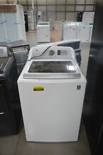 GE GTW680BSJWS 27  White Top Load Washer NOB  25496 CLW