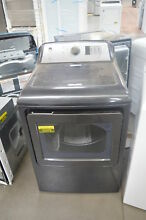GE GTD65EBPLDG 27  Diamond Gray Front Load Electric Dryer NOB  25478 HL