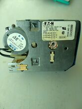 Frigidaire washer timer Eaton 131436800 NM168 085 15