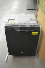 GE GDF610PGJBB 24  Black Full Console Dishwasher NOB  25965 WLK
