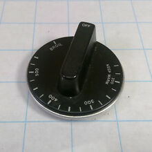 WHIRLPOOL Gas Range THERMOSTAT KNOB WPY0312066 1241599 AP6024105 PS11757455