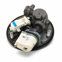 Whirlpool  WPW10482482 Dishwasher Pump and Motor Assembly for KENMORE WHIRLPOOL