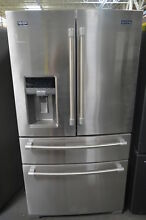Maytag MFX2876DRM 36  Stainless French Door Refrigerator NOB  26044 HL