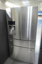 Samsung RF28HMEDBSR 36  Stainless French Door Refrigerator NOB  26037 HL