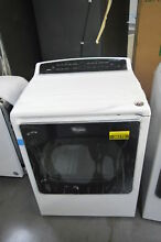 Whirlpool WED8500DW 29  White Front Load Electric Dryer NOB  26173 HL
