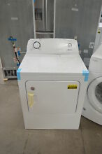 Amana NED4655EW 29  White Front Load Electric Dryer NOB  26177 CLW