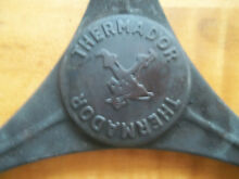 VINTAGE THERMADOR tripod with thermador logo 6 inch