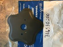 NEW FRIGIDAIRE OVEN BURNER CAP PART NUMBER 316530200