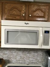 Over the range microwave excellent condition with  digital controls